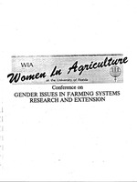 South Indian female cultivators and agricultural laborers : who are they and what do they do?