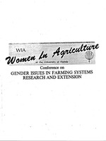 Effects of Farming System Research and Extension on farm families