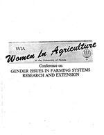 Politica sobre el papel de la mujer en el desarrollo agropeuario : algunos aspectos para su evaluacion y perspectivas