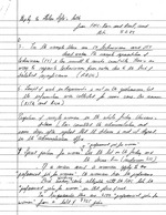 Reply to Helen Safa's letter, from FMC : Rosa and Raul, and Rita, 5.2.89
