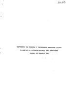 Proyecto de establecimiento del Instituto (Grupo de Trabajo IV)