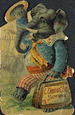 E. Elephant, Esq., Showman