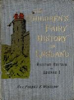 The children's fairy history of England