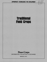 Traditional field crops