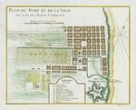 Plan du Fort et de la Ville du Cap de Bonne Esperance