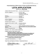 Rewiring Florida's News : from microfilm to digital ( LSTA Grant )