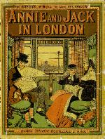 Annie and Jack in London