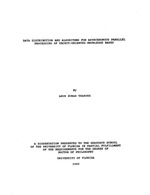 Data distribution and algorithms for asynchronous parallel processing of object-oriented knowledge bases