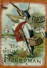 The Jolly fisherman