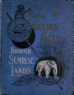 From golden gate through sunrise lands