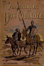The adventures of Don Quixote de la Mancha