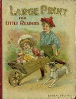 Large print for little readers