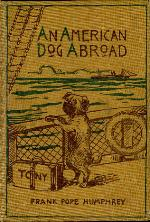 An American dog abroad, and the foreign dogs he met