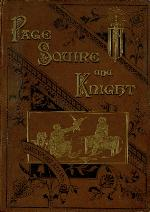Page, squire and knight