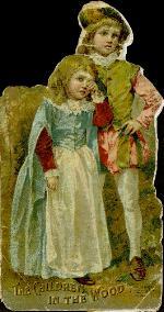 Children in the wood
