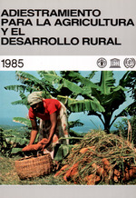 Training for agriculture and rural development