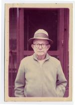 Tom Morrison at age 90 visiting Cross Creek