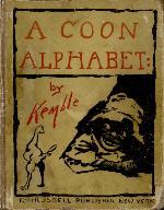 A coon alphabet,