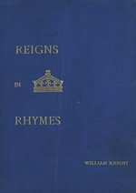 The Reigns from the conquest in rhymes for a child