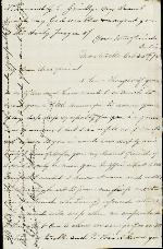 ____, Julia to Etta A. Anderson – Oct. 20, 1872 – Monticello, FL