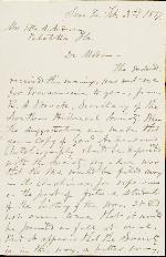 Brown, Hugh A. to Etta A. Anderson – Feb. 3, 1897 – Saxe, VA