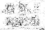 Architectural drawings for Chemistry-Pharmacy Building on the University of Florida campus