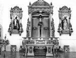 Altar Mayor y Presbiterio de la Iglesia Catolica San Judas y San Nicolas