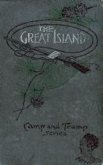 The great island, or, Cast away in Papua  by Willis Boyd Allen