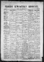 The Florida weekly advocate