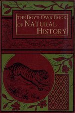 The boy's own book of natural history