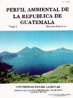 Perfil ambiental de la Republica de Guatemala