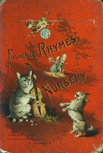 Favourite rhymes for the nursery