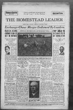 The Homestead leader