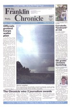 Franklin chronicle