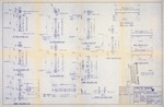 Parker Residence, Woodsong, Coconut Grove - Various Site Plans