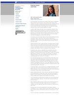 Featured Scholar: June Drake