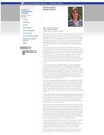Featured Scholar: Rachael Horowitz