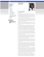 Featured Scholar: Sabine Delinois
