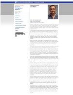 Featured Scholar: Juan Botero