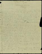 Duren, Charles M., to his Mother, February 15, 1864 - Baldwin, Fla.  (1 sheet, 2 leaves)
