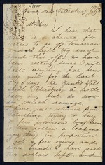 Bailey, Cosmo O. to his Mother - Camp Near Petersburg, Va. - July 6, 1864