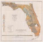 Geologic map of Florida