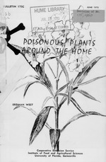 Poisonous plants around the home