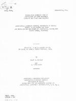 Report of a farm management survey, 38 farms, St Johns - Putnam Counties, 1935 /