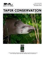 Tapir conservation