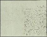 Mickler, Sallie to her Husband Jacob E., September 11, 1860- May Port, Fla. (1 sheet, 3 leaves)