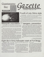 GuantaÌ namo Bay gazette