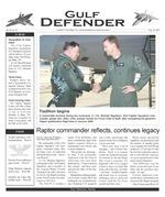 The Gulf defender