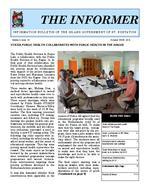 Informer ; Information bulletin of the Island Government of St. Eustatius