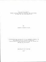 William Faulkner's Thomas Sutpen, Quentin Compson, Joe Christmas